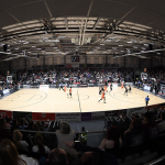 Newcastle Eagles forced to play behind closed doors in pilot game