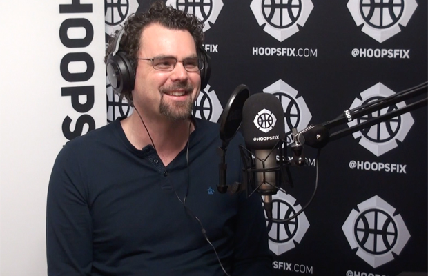 Dan Routledge Hoopsfix Podcast