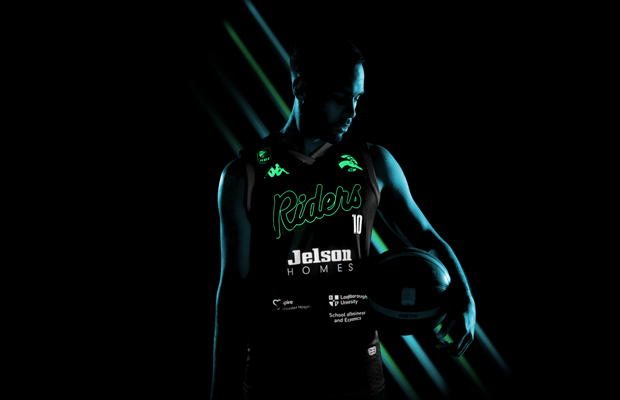 Leicester Riders Neon Kit