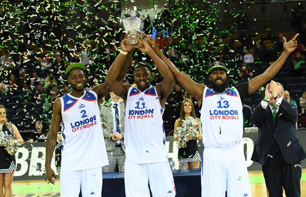 London City Royals, BBL Trophy Champions 2019
