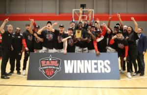 Charnwood College EABL Champions