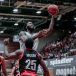 Gabe Olaseni Into FIBA Europe Cup Final with Wurzburg