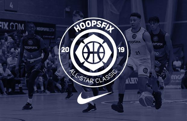 Hoopsfix All-Star Classic 2019 Underclassmen