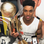 Kareem Queeley Wins Adidas Next Generation Euroleague Title with Real Madrid