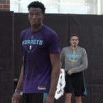 Kavell Bigby-Williams Has NBA Pre-Draft Workout with Charlotte