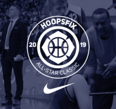 Rob Paternostro, Steve Hansell, Hoopsfix All-Star Classic