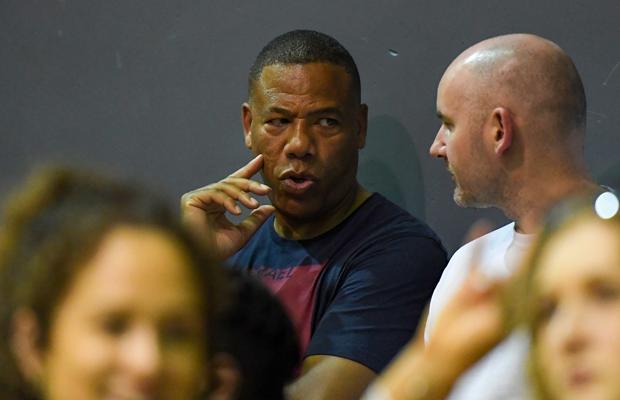 Karl Brown GB U20 Head Coach