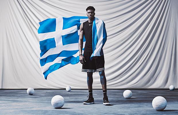 Giannis Antetekounmpo Nike Signature Line