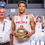 Jeremy Sochan Picks Up U16 Division B MVP After Leading Poland to Gold