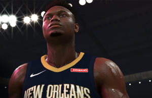 Zion Williamson NBA 2K