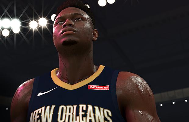 Zion Williamson NBA 2K