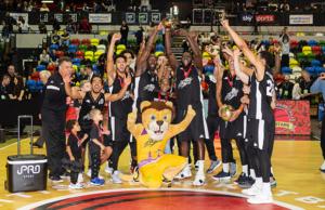 London Lions British Basketball All-Stars Championship