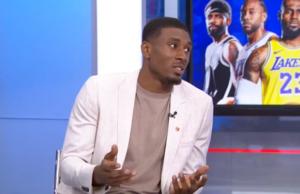 Ovie Soko NBA Sky Sports