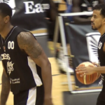 Ovie Soko & Justin Robinson combine for 58 in London derby