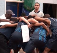 Hackney Community College Basketball 2010