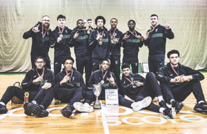 Myerscough College EYBL Regular Season Champions
