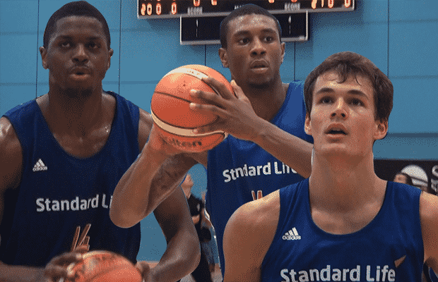 GB Futures vs Lithuania – 2011 condensed highlights