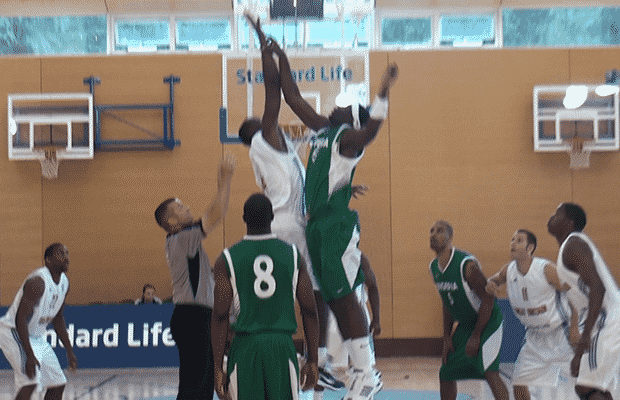 GB vs Nigeria Basketball