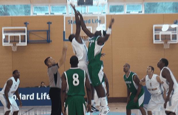 GB vs Nigeria Basketball
