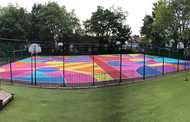 art basketball walthamstow
