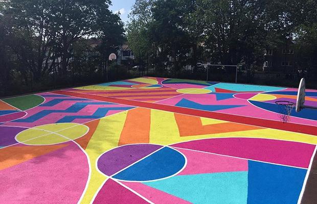 art court london basketball