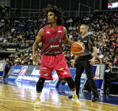 Conner Washington Leicester Riders