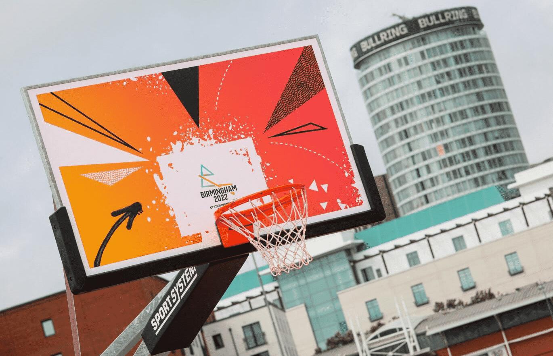 Basketball Birmingham 2022 Commonwealth Games
