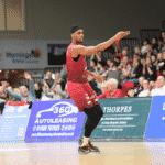 Jamell Anderson extends stay with Leicester Riders