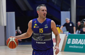 Mike Tuck Sheffield Sharks