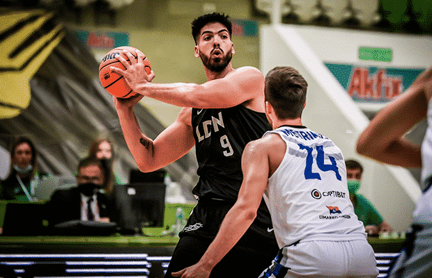 Byron Mullens London Lions