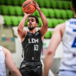 London Lions come up short as BCL hopes end against Neptunas