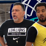 VIDEO: London Lions Prepare for Basketball Champions League Qualifiers