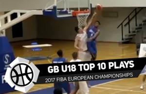 GB U18 Top Plays 2017