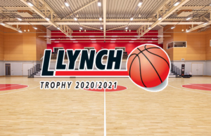 Lynch Trophy Basketball England