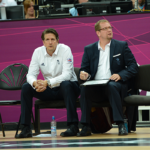 Nick Nurse and Chris Finch reunited in Toronto