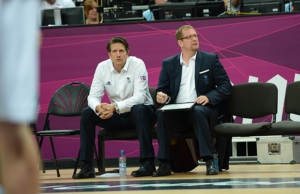 Chris Finch & Nick Nurse