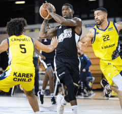 DeAndre Liggins London Lions