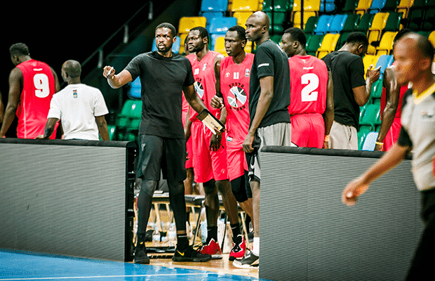 Luol Deng Coach South Sudan