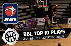 BBL Top 10 Cup Quarter Finals