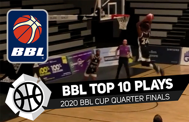 BBL Top 10 Cup Quarter Finals