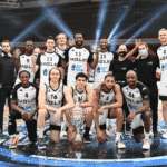 Newcastle Eagles fend off London Lions to win BBL Cup title