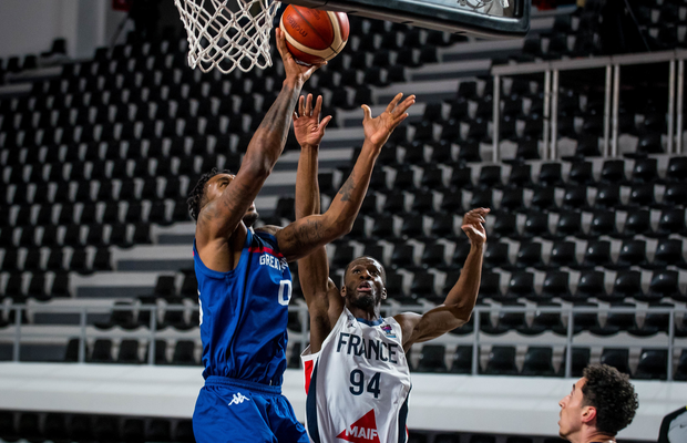 GB ease to big win over France to complete qualifying campaign