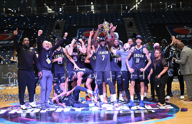 London Lions overcome Plymouth Raiders to win BBL Trophy