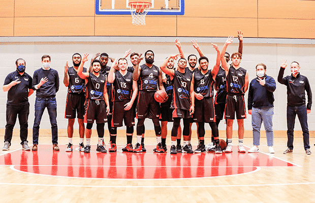 Solent Kestrels three-peat as NBL Division 1 Men's champions