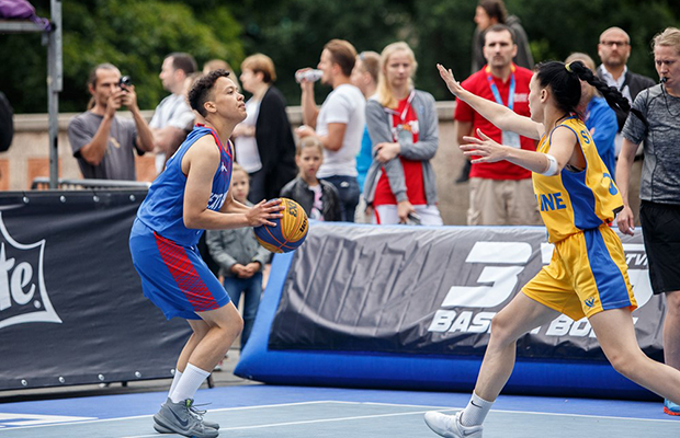 GB to enter 3×3 teams in FIBA competitions to prep England for Commonwealth Games