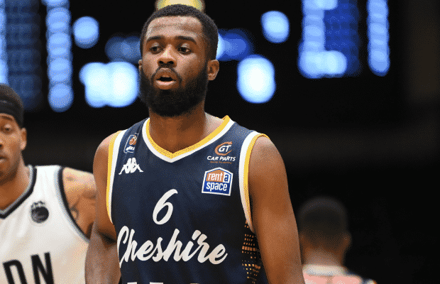 Kyle Carey returns for another season with Cheshire Phoenix