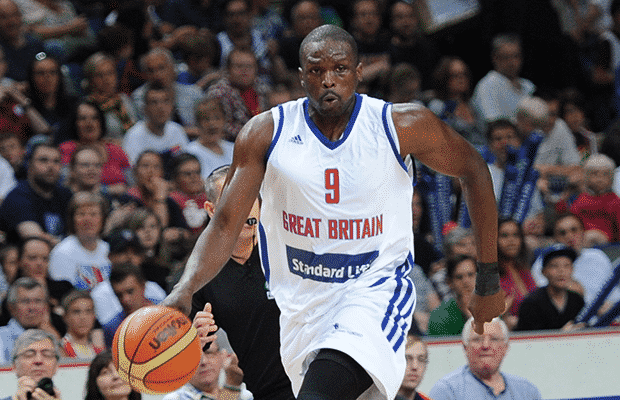 Luol Deng awarded OBE in Queen's birthday honours list