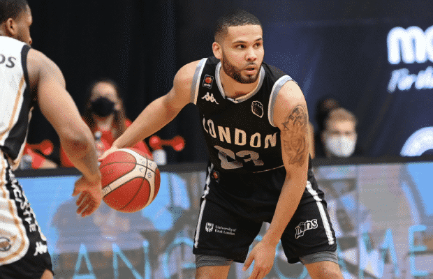 Jordan Spencer returns for another season with London Lions
