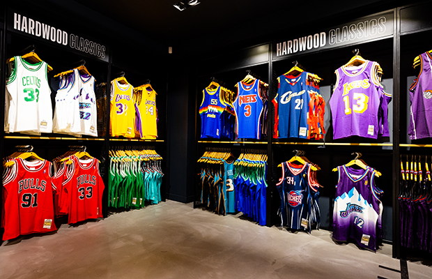 NBA Store Carnaby