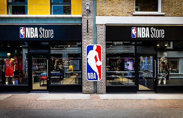 NBA Store London UK